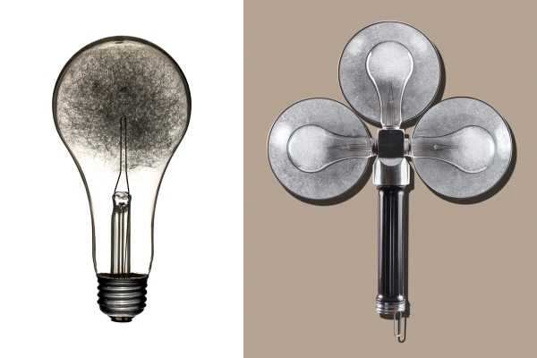 Small Bulb and Gun-